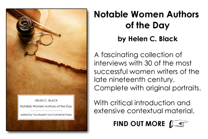 Notable Women Authors of the Day by Helen C. Black