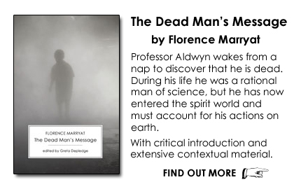 The Dead Man's Message by Florence Marryat